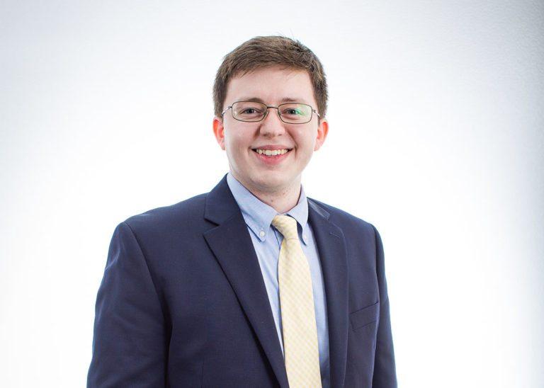 Professional headshot photo of Agili Financial Planning Analyst, Grant Wilburn.